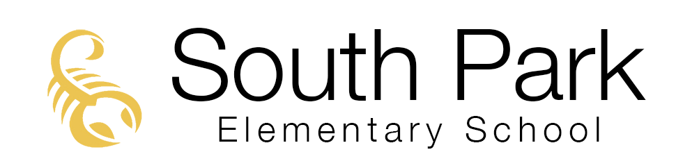 South Park Elementary School  Logo